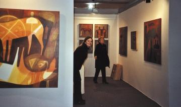 Mac 2000, Quai Branly, Paris, 2000
