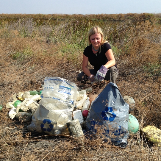 Coastal Cleanup, San Francisco Bay, Sunnyvale