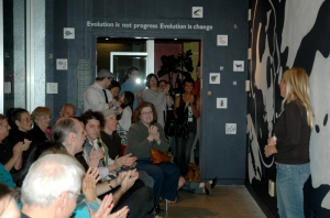 Talk at the Gallery