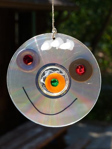 CD face mobile