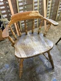 1. Choosing a chair