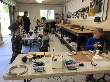 Family Tinkering Workshop