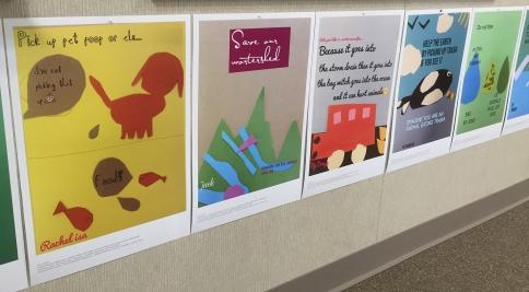 Presentation STEAM at Monroe School, Campbell, CA
