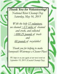 river_cleanup_day_sunnyvale_flyer