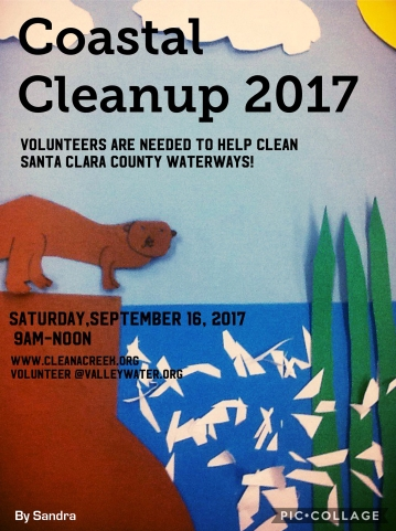 Coastal Cleanup A and D camp 2017 01-02-1