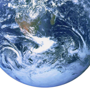 Blue Marble - Poster