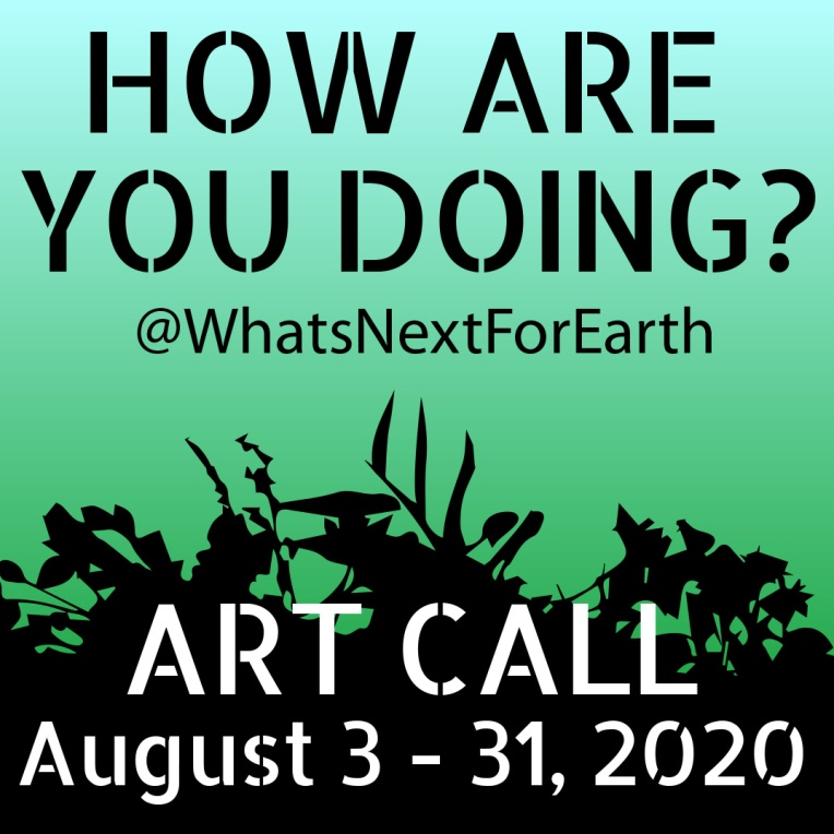 What's Next For Earth Resilience Art Call